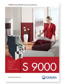 informācijas buklets S 9000 FUTURE