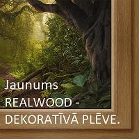 JAUNUMS REALWOOD - DEKORATĪVĀ PLĒVE.